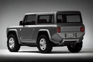 2020 Ford Bronco Uncrate