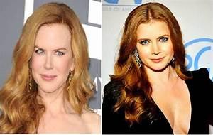 Nicole Kidman + Amy Adams   Separated at Birth   Pinterest
