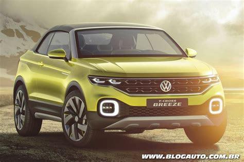 Volkswagen Tcross Breeze Antecipa Suv Da Marca Blogauto