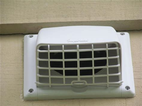 Kitchen Exhaust Fan Vent Outside Termination by Where To Exhaust Bathroom Fans Greenbuildingadvisor