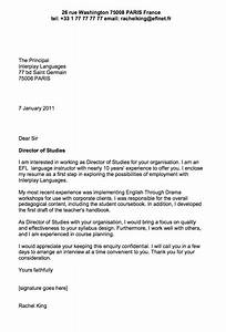 Sample cover letter for english teacher business english for Cover letter for english teacher
