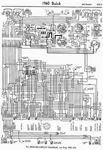 Wiring Diagrams Of 1960 Buick All Models  With Images