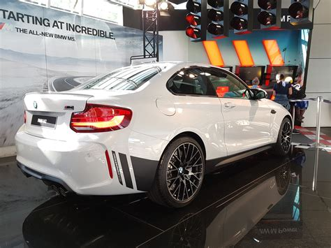 M2 Competition On Display At Bmw Welt (munich