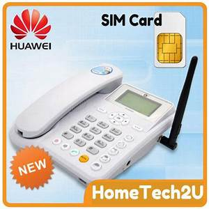Buy Huawei Sim GSM 3G 4G Landline Wireless Phone in