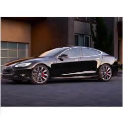 2015 Tesla Model S Electric Car