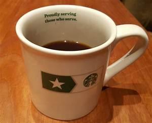 Veterans Enjoy Free Brewed Coffee at Starbucks on Veterans ...