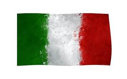 Flag Italy Gifs Animated Italian Waving Flags