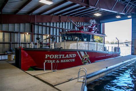 Fire Boats In Portland Oregon by Portland Or Fireboat 21