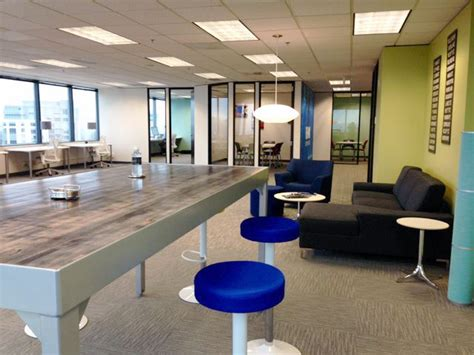 real estate office design re max on the lake bellevue office modern open Contemporary