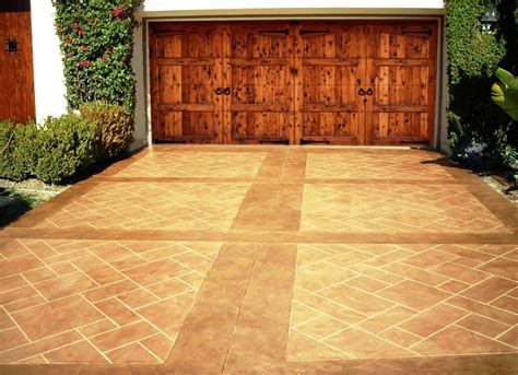 Tampa Bay Concrete Staining, Stamping, Polishing & Overlays
