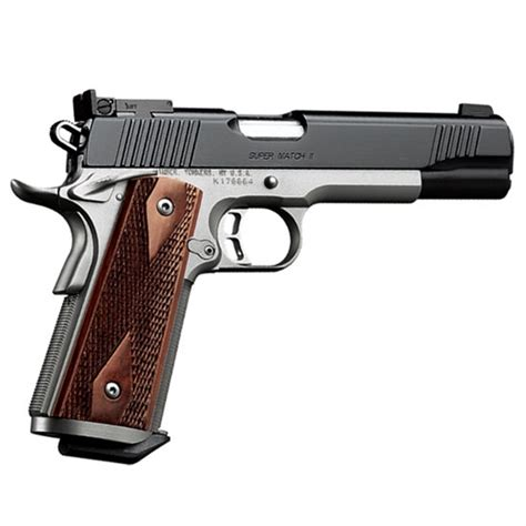 Kimber 1911 Super Match II .45 ACP 3200014 3200014 ...