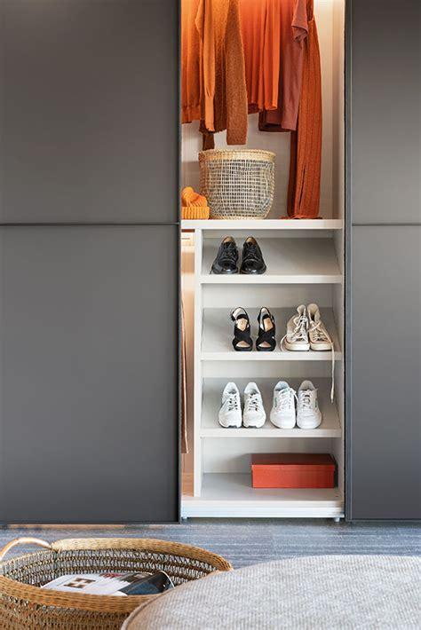Orden en casa: Cómo diseñar el interior de tu armario para