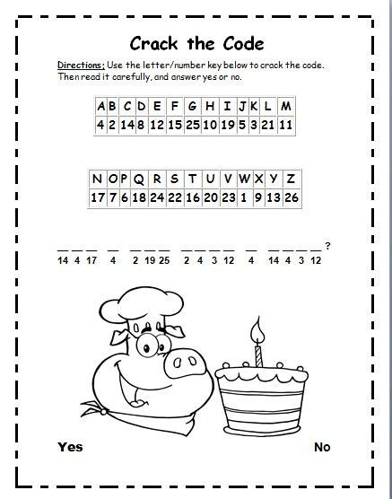 Freebie! This Is Bite Size Phonics Cryptogram Puzzle In This Activity, Students Will Use A