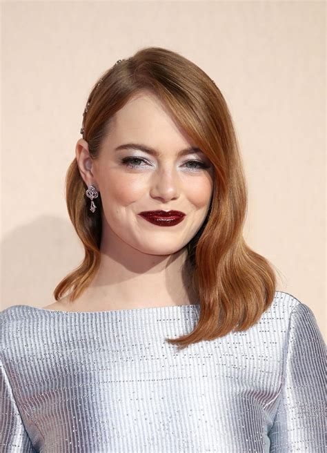 Agent emma stone (female special agent: EMMA STONE at The Favourite Premiere at BFI London Film Festival 10/18/2018 - HawtCelebs
