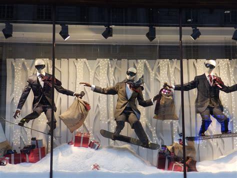 londons top christmas window displays
