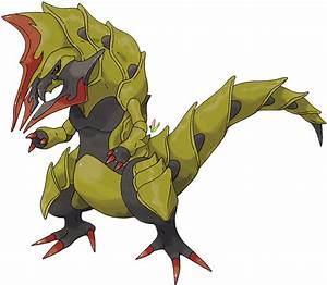 haxorus mega evolution
