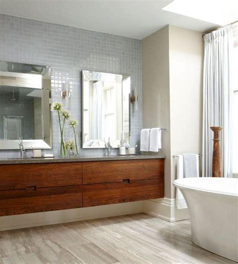 floating wood vanity wood floating bathroom vanity home design pinterest
