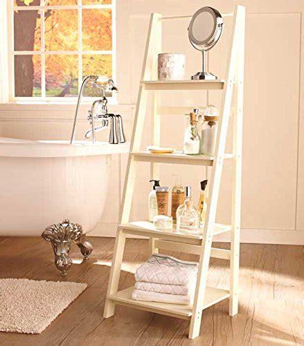 vintage ladder shelf 11 best bathroom ladder shelves for toilet storage reviews 3231