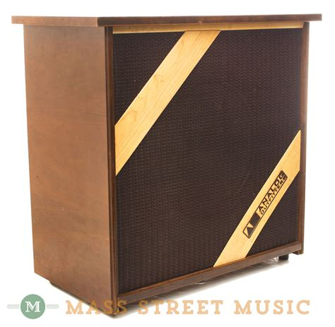 eg speaker cabinet parts analog outfitters 1x12 amp cab made from recycled wood