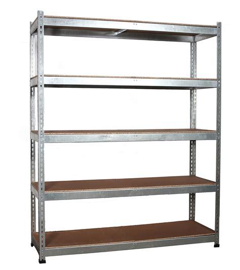 Workshop Garage Warehouse Shed Storage Shelf Racking Unit