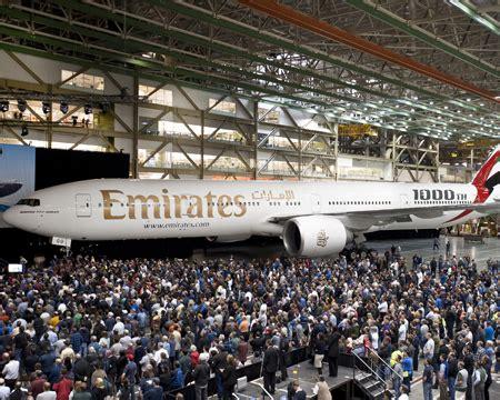 Boeing Celebrates 1,000th 777  Mar 2, 2012