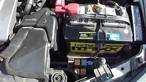 Nissan Maxima 2002 Starter Relay Inhibitor