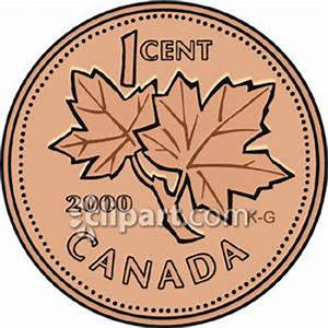 Canadian coin clipart - Clipart Collection | Used for both ...