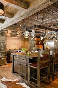50 modern country house kitchens – kitchen design, rustic