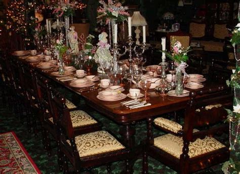Formal Dinner Table Setting Ideas 12 Person Dining Set