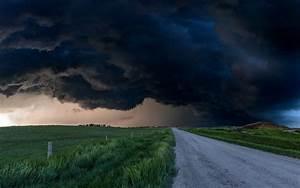 Dark, Clouds, Landscape, Road, Wallpapers, Hd, Desktop, And, Mobile, Backgrounds