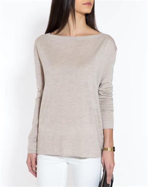 Boat Neck Sweater Uk by S Silk Boat Neck Maisoncashmere