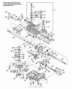 Simplicity Transmission Service Kits  Delete  Parts Diagram For Transmission Service Parts