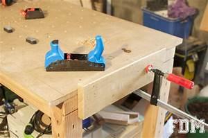 Fabriquer Un établi : construction d 39 un tabli 3 me partie ~ Melissatoandfro.com Idées de Décoration