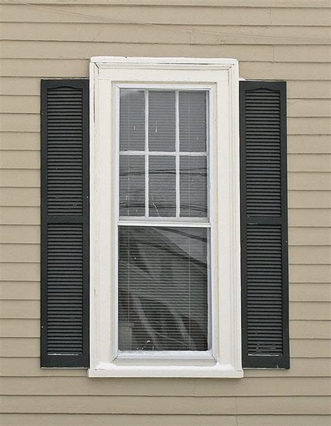 Window Shutters by All About Exterior Window Shutters Oldhouseguy