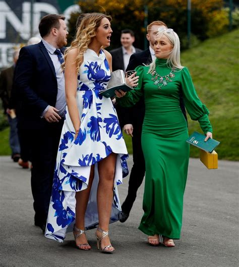Grand National 2017 kicks off in style at Aintree as thousands of punters flock to the biggest ...
