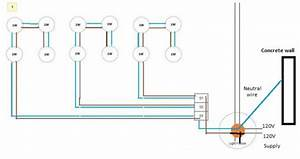 Recessed Lighting Schematic Diagram