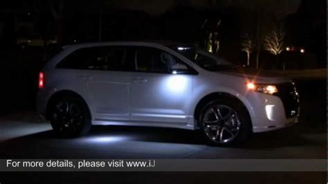 high power t10 wedge light led parking lights on ford edge