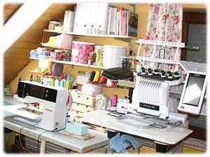 Nähzimmer Einrichten Mit Ikea : rundgang durch mein n hzimmer stickb r blog ~ Orissabook.com Haus und Dekorationen