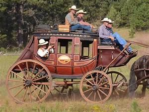 Hansen-Built Western Concord Stagecoach Stagecoaches