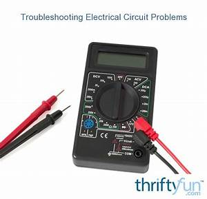 Troubleshooting Electrical Circuit Problems