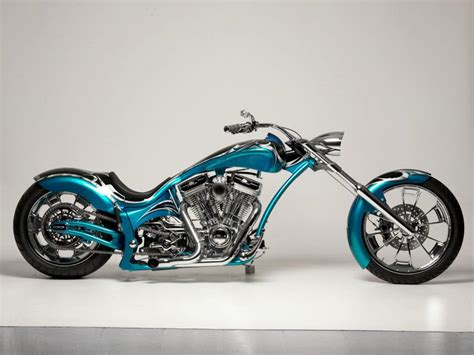 Covington's Harryspro-street Custom Motorcycle