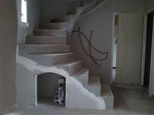 Escalier 3 4 Tournant : faire carreler son escalier 2 4 tournant ~ Dailycaller-alerts.com Idées de Décoration