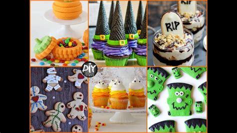50 Cool Halloween Treats and Desserts Ideas DIY