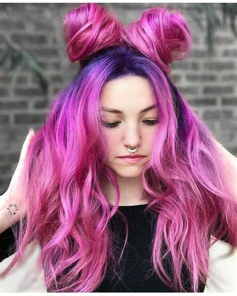 1000 Ideas About Purple Grey Hair On Pinterest Silver