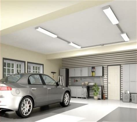 led garage ceiling light fixs home design ideas
