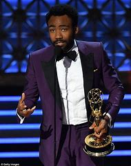 Actor Donald Glover Atlanta