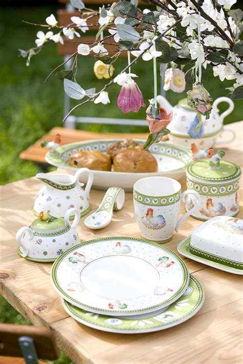 villeroy boch villeroy boch easter tableware the home