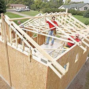 diy shed building tips diy storage storage and building With cheap roof trusses