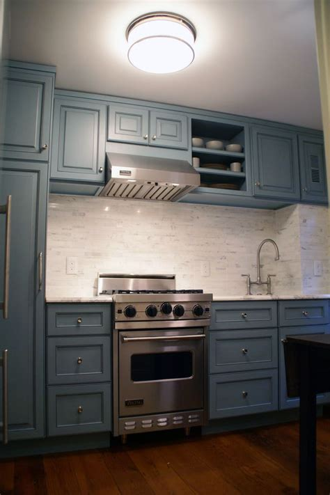 Trinity  Completed: Modern Colonial Kitchen