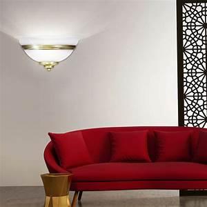 Treppenhaus Beleuchtung Wand : landhaus stil led wand leuchte treppenhaus beleuchtung altmessing glas eek a ebay ~ Eleganceandgraceweddings.com Haus und Dekorationen